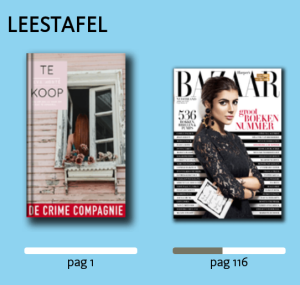Leestafel