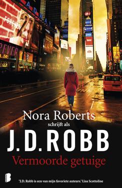 Vermoorde getuige - J.D. Robb - Uitgever Boekerij